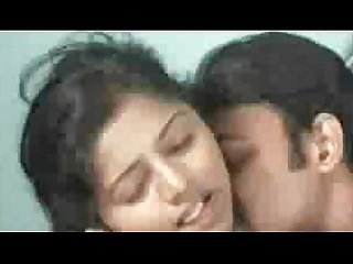 Mallu Girl Sensuous Romance with her Lover